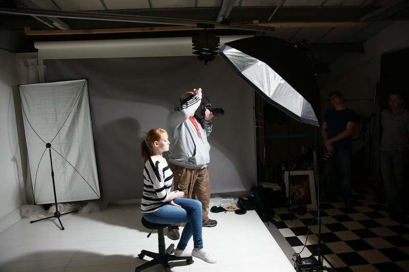 Do Photographers need training?